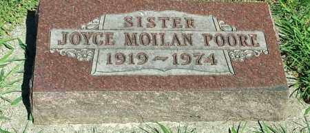 POORE, JOYCE - Hamlin County, South Dakota | JOYCE POORE - South Dakota Gravestone Photos