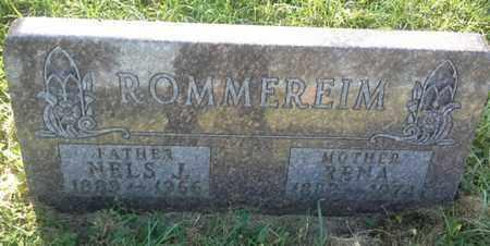 ROMMEREIM, RENA - Hamlin County, South Dakota | RENA ROMMEREIM - South Dakota Gravestone Photos