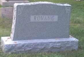ROVANG, FAMILY STONE - Hamlin County, South Dakota | FAMILY STONE ROVANG - South Dakota Gravestone Photos