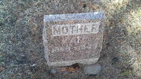 SCHAEFER, MARI - Hamlin County, South Dakota | MARI SCHAEFER - South Dakota Gravestone Photos
