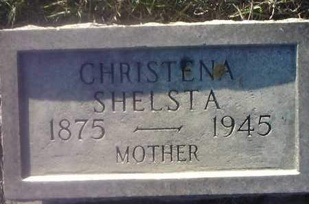 SHELSTA, CHRISTENA - Hamlin County, South Dakota | CHRISTENA SHELSTA - South Dakota Gravestone Photos