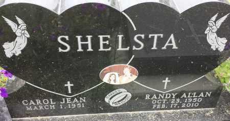 SHELSTA, RANDY ALLEN - Hamlin County, South Dakota | RANDY ALLEN SHELSTA - South Dakota Gravestone Photos