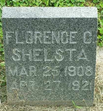 SHELSTA, FLORENCE C - Hamlin County, South Dakota | FLORENCE C SHELSTA - South Dakota Gravestone Photos