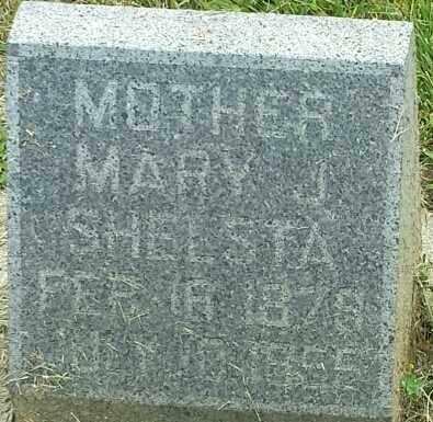 SHELSTA, MARY J - Hamlin County, South Dakota | MARY J SHELSTA - South Dakota Gravestone Photos