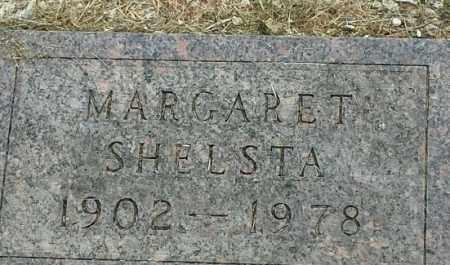 SHELSTA, MARGARET - Hamlin County, South Dakota | MARGARET SHELSTA - South Dakota Gravestone Photos