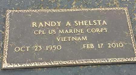"SHELSTA, RANDY A ""MILITARY"" - Hamlin County, South Dakota   RANDY A ""MILITARY"" SHELSTA - South Dakota Gravestone Photos"