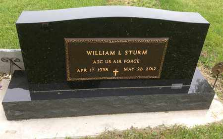 STRUM, WILLIAM (MILITARY) - Hamlin County, South Dakota | WILLIAM (MILITARY) STRUM - South Dakota Gravestone Photos