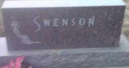SWENSON, FAMILY STONE - Hamlin County, South Dakota | FAMILY STONE SWENSON - South Dakota Gravestone Photos
