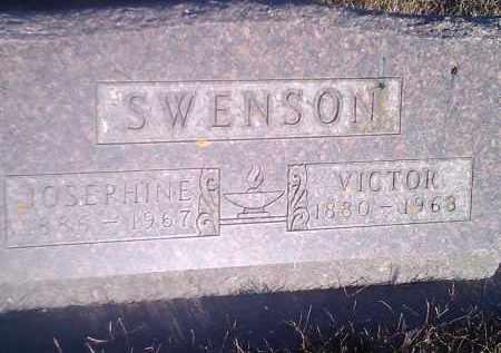 SWENSON, VICTOR - Hamlin County, South Dakota | VICTOR SWENSON - South Dakota Gravestone Photos