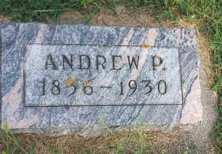 THUE, ANDREW - Hamlin County, South Dakota | ANDREW THUE - South Dakota Gravestone Photos