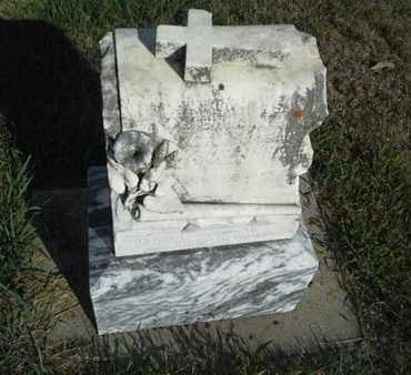 UNKNOWN, STONE - Hamlin County, South Dakota | STONE UNKNOWN - South Dakota Gravestone Photos