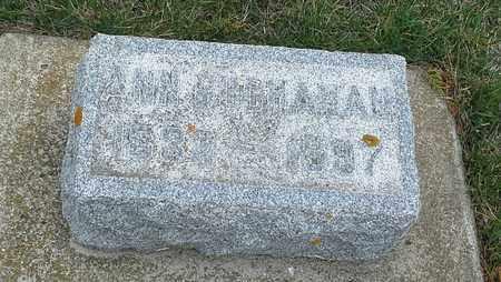 UNKNOWN, ANN - Hamlin County, South Dakota | ANN UNKNOWN - South Dakota Gravestone Photos