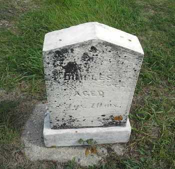 UNKNOWN, INFANT - Hamlin County, South Dakota   INFANT UNKNOWN - South Dakota Gravestone Photos