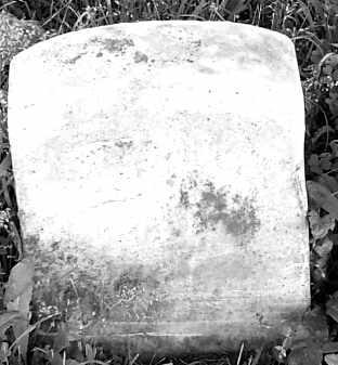 UNKNOWN, MARKER - Hamlin County, South Dakota | MARKER UNKNOWN - South Dakota Gravestone Photos
