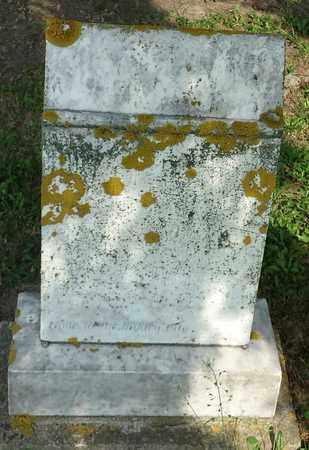 UNKNOWN, MARKER - Hamlin County, South Dakota   MARKER UNKNOWN - South Dakota Gravestone Photos