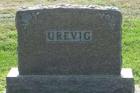 UREVIG, FAMILY STONE - Hamlin County, South Dakota | FAMILY STONE UREVIG - South Dakota Gravestone Photos