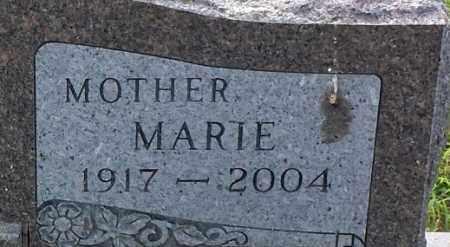 UREVIG, MARIE - Hamlin County, South Dakota   MARIE UREVIG - South Dakota Gravestone Photos
