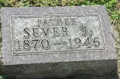 UREVIG, SEVER J - Hamlin County, South Dakota | SEVER J UREVIG - South Dakota Gravestone Photos