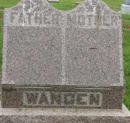 WAGEN, ANNA - Hamlin County, South Dakota | ANNA WAGEN - South Dakota Gravestone Photos