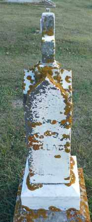 WALLACE, UNREADABLE - Hamlin County, South Dakota | UNREADABLE WALLACE - South Dakota Gravestone Photos