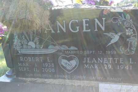 WANGEN, JANETTE L - Hamlin County, South Dakota   JANETTE L WANGEN - South Dakota Gravestone Photos