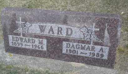 WARD, DRAGMAR A - Hamlin County, South Dakota | DRAGMAR A WARD - South Dakota Gravestone Photos