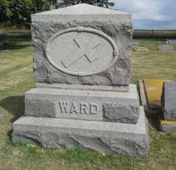 WARD, FAMILY STONE - Hamlin County, South Dakota | FAMILY STONE WARD - South Dakota Gravestone Photos