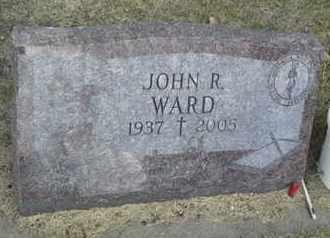 WARD, JOHN R - Hamlin County, South Dakota | JOHN R WARD - South Dakota Gravestone Photos
