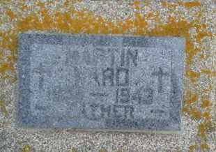 WARD, MARTIN - Hamlin County, South Dakota | MARTIN WARD - South Dakota Gravestone Photos