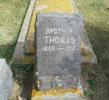 WARD, THOMAS - Hamlin County, South Dakota | THOMAS WARD - South Dakota Gravestone Photos