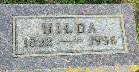WINJUM, HILDA - Hamlin County, South Dakota   HILDA WINJUM - South Dakota Gravestone Photos