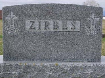 ZIRBES, *FAMILY MONUMENT - Hamlin County, South Dakota | *FAMILY MONUMENT ZIRBES - South Dakota Gravestone Photos