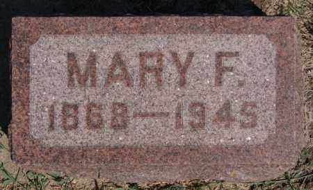 ATKINSON, MARY F - Hanson County, South Dakota | MARY F ATKINSON - South Dakota Gravestone Photos