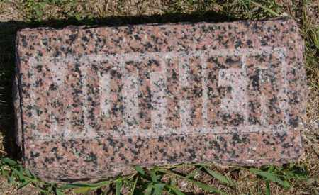 WARD CALDWELL, HARRIET ELIZABETH - Hanson County, South Dakota | HARRIET ELIZABETH WARD CALDWELL - South Dakota Gravestone Photos