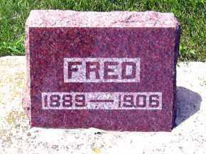 CONLAN, FRED - Hanson County, South Dakota | FRED CONLAN - South Dakota Gravestone Photos