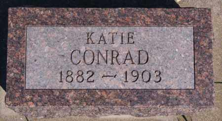 CONRAD, KATIE - Hanson County, South Dakota | KATIE CONRAD - South Dakota Gravestone Photos