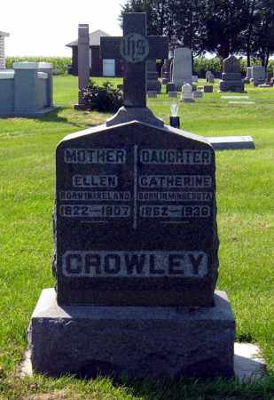 CROWLEY, ELLEN - Hanson County, South Dakota | ELLEN CROWLEY - South Dakota Gravestone Photos