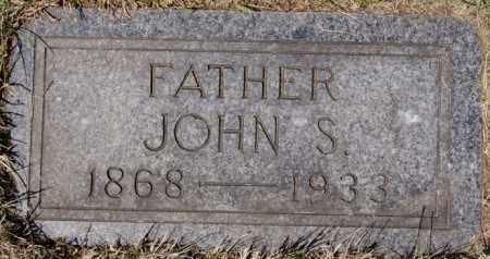DESMOND, JOHN S - Hanson County, South Dakota | JOHN S DESMOND - South Dakota Gravestone Photos