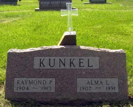 KUNKEL, ALMA - Hanson County, South Dakota | ALMA KUNKEL - South Dakota Gravestone Photos