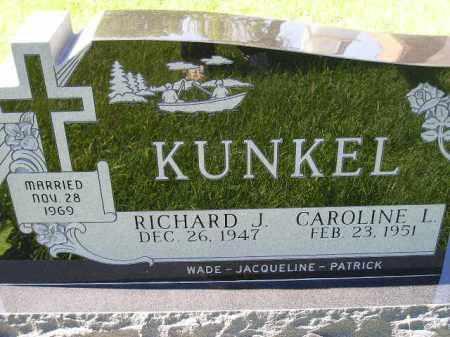 KUNKEL, CAROLINE L. - Hanson County, South Dakota | CAROLINE L. KUNKEL - South Dakota Gravestone Photos
