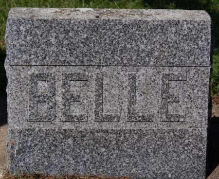 MCKILLIP, BELLE B - Hanson County, South Dakota   BELLE B MCKILLIP - South Dakota Gravestone Photos
