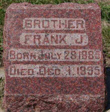 MCKILLIP, FRANK J - Hanson County, South Dakota | FRANK J MCKILLIP - South Dakota Gravestone Photos