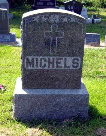 MICHELS, FAMILY STONE - Hanson County, South Dakota | FAMILY STONE MICHELS - South Dakota Gravestone Photos