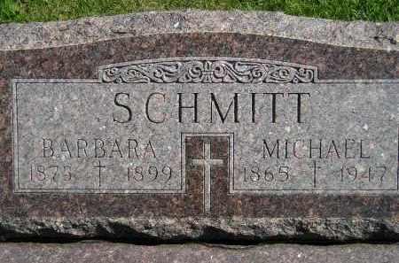 SCHMITT, BARBARA - Hanson County, South Dakota | BARBARA SCHMITT - South Dakota Gravestone Photos