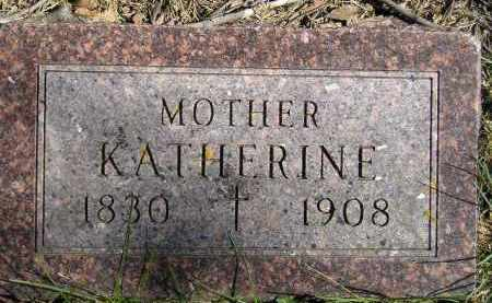 SCHMITT, KATHERINE - Hanson County, South Dakota | KATHERINE SCHMITT - South Dakota Gravestone Photos