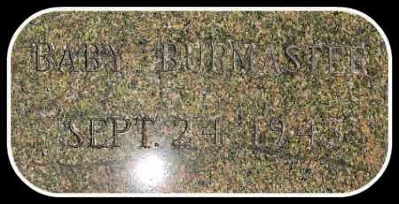 BURMASTER, BABY - Hughes County, South Dakota | BABY BURMASTER - South Dakota Gravestone Photos