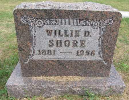 SHORE, WILLIAM - Hughes County, South Dakota   WILLIAM SHORE - South Dakota Gravestone Photos