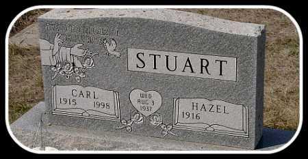 STUART, CARL - Hughes County, South Dakota | CARL STUART - South Dakota Gravestone Photos