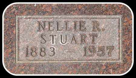 STUART, NELLIE R. - Hughes County, South Dakota | NELLIE R. STUART - South Dakota Gravestone Photos