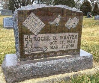 WEAVER, ROGER ORVILLE - Hughes County, South Dakota | ROGER ORVILLE WEAVER - South Dakota Gravestone Photos